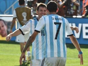 Tra fuoriclasse ci si intende: Messi e Di Marìa