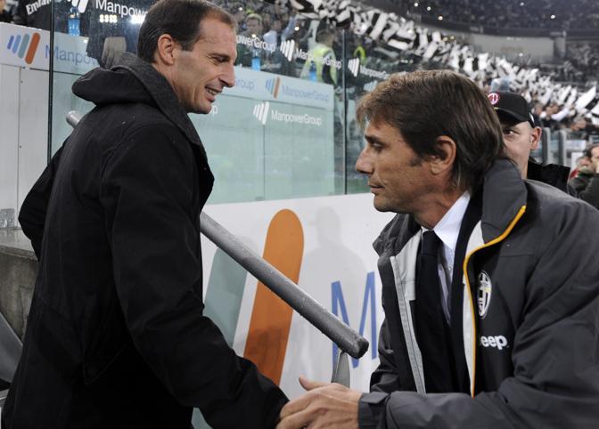 Annuncio shock: Conte se ne va. Juve ad Allegri