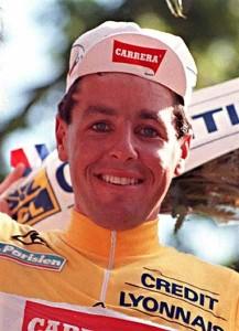 Stephen Roche vincitore del Tour '87