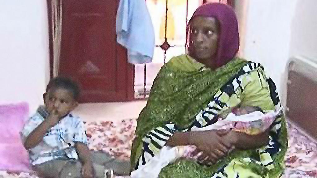 Meriam, l'apostata' sudanese condannata a morte, è ora in Italia