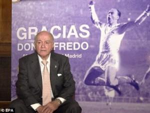 Alfredo Di Stefano e il Real Madrid: un matrimonio lungo una vita