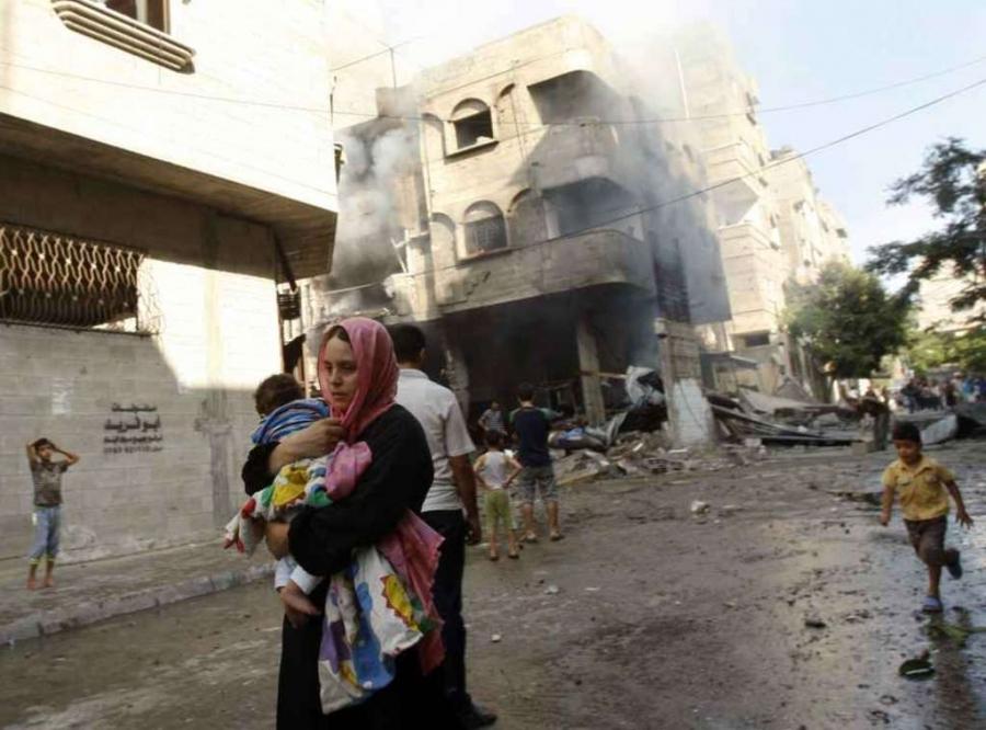 Massacro senza fine: oltre 500 morti tra i palestinesi. 13 israeliani uccisi