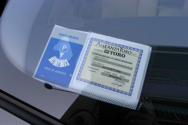 In Italia 3,5 milioni di veicoli non assicurati