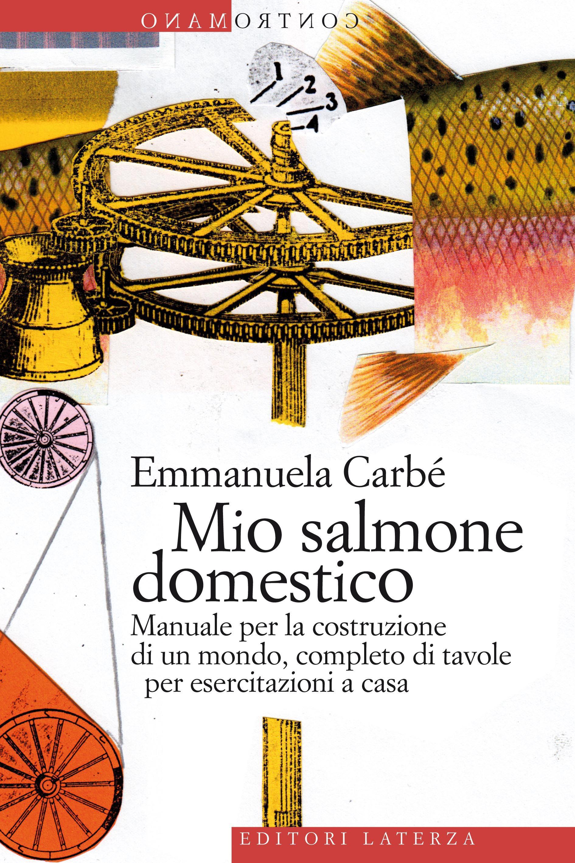L'ironia di un salmone domestico