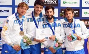 """Aspromonte, Cassarà, Avola e Baldini: """"facce di bronzo"""""""
