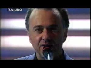 Giorgio Faletti al Festival di Sanremo
