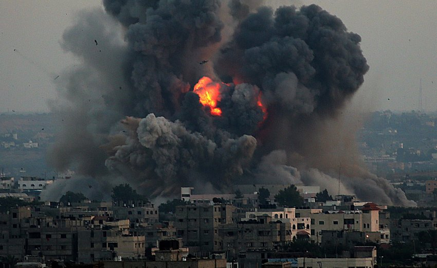 Hamas-Israele: anche l'aeroporto Ben Gurion è sotto tiro