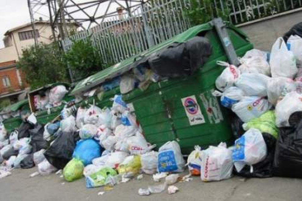 Una Capitale nella spazzatura