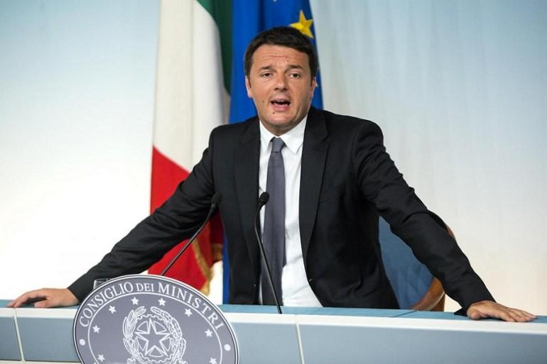 """Pil ancora su, Renzi: l'economia """"è ripartita"""""""