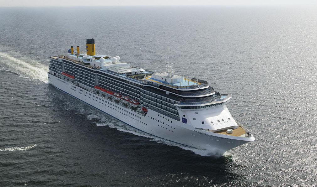 Il Mediterraneo minacciato dalle navi da crociera
