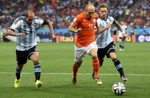 Arjen Robben: stavolta non ha fatto la differenza