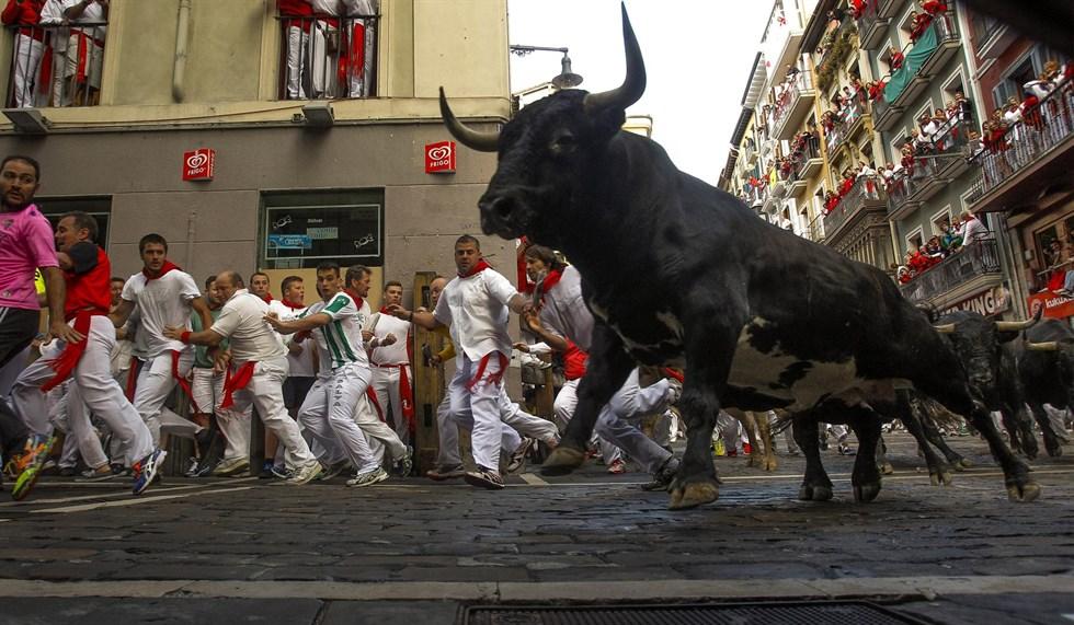 ¡Viva San Fermìn!