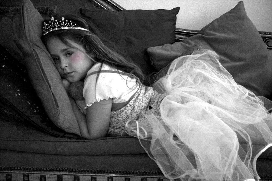 Papà, sono la tua principessa?