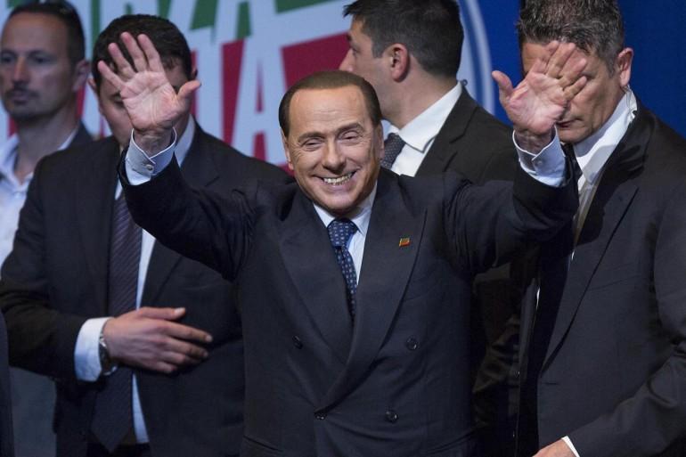 Berlusconi torna libero prima del tempo