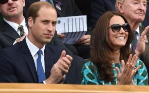 William e Kate mostrano di gadire lo spettacolo