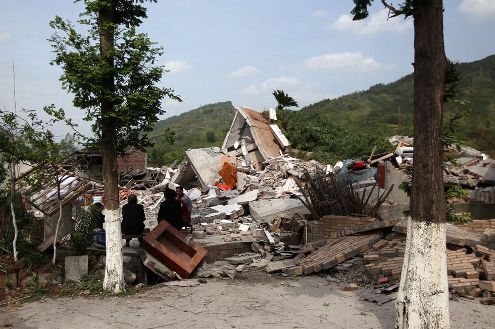 Sisma nel Sud-Ovest della Cina: almeno 381 vittime