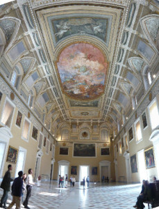 Una Sala del Museo Nazionale di Nspoli