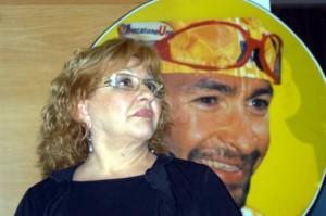 Tonina Pantani, la madre di Marco