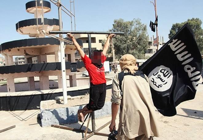 Anche i Jiahdisti iracheni decapitano. Vittime i sunniti dell'Isis