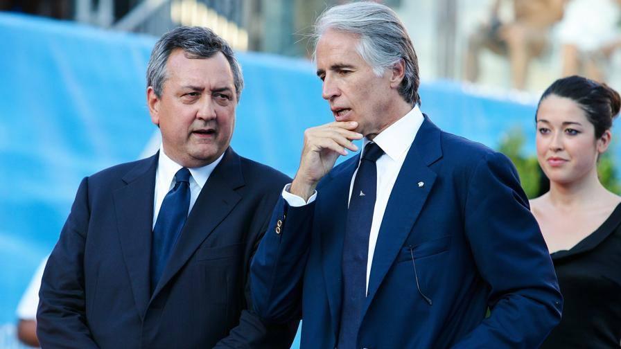 Malagò e Barelli: un duello personale che fa male allo sport