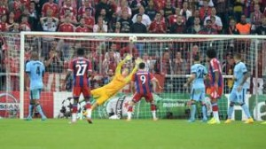 Il tiro da tre punti di Boateng
