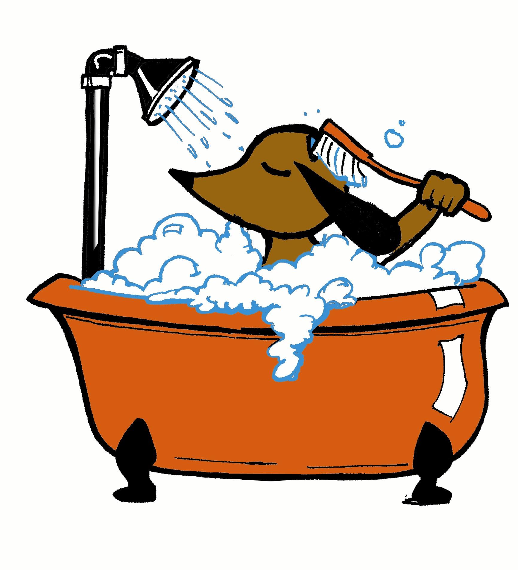 Per il cane il bagnetto casalingo la migliore spa - Bagno cane dopo antipulci ...