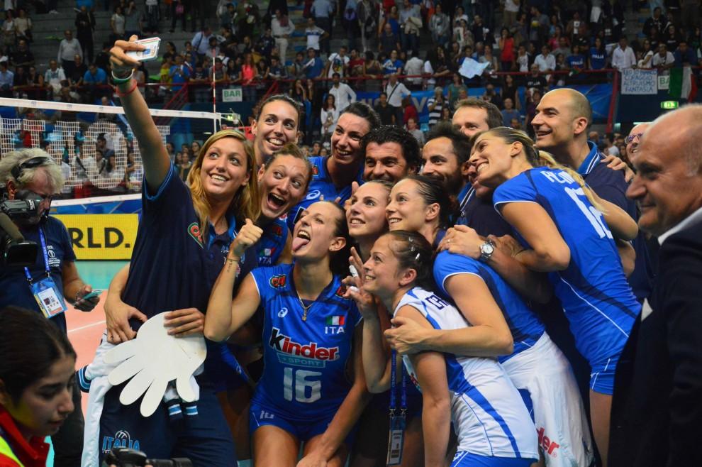 Mondiali di volley: Usa e Russia per l'Italia di Bonitta