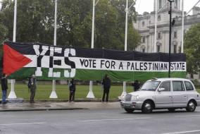 Il parlamento britannico ha detto sì allo Stato palestinese