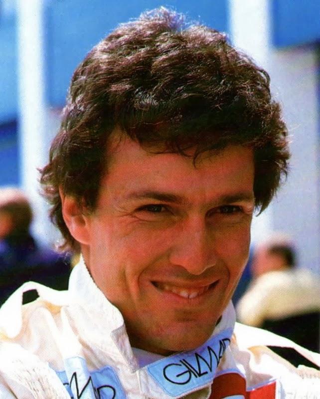 Motori senza pace: De Cesaris muore in un incidente in moto