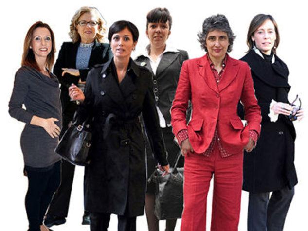 Italia, la politica sta alle donne come il salario sta agli uomini