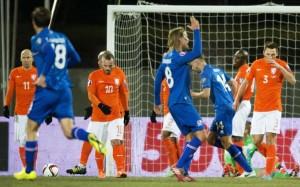 """Sigurdsson con una doppietta """""""" l'Olanda"""