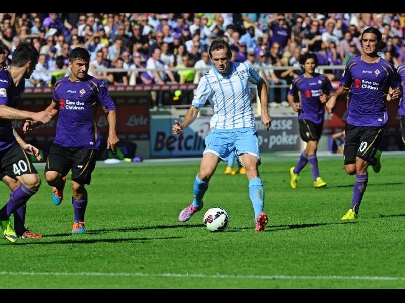 Juve fermata dal Sassuolo, Roma a -1. Lazio corsara a Firenze