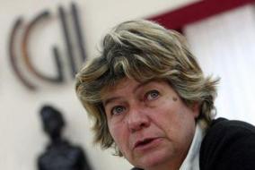 Il segretario Cgil, Susanna Camusso