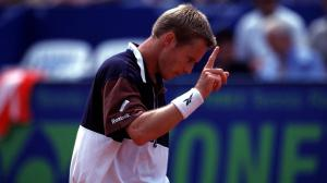 L'ex tennista svedese Tomas Nydahl