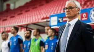 Claudio Ranieri, non più Ct della Grecia