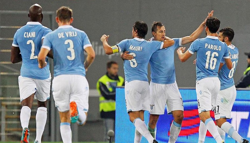 La Lazio fa sul serio: 4-2 al Cagliari e terzo posto