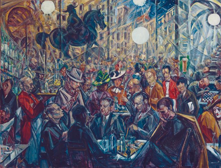 Firenze chiude 'un Anno ad Arte' con 'Luci sul 900'