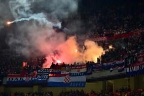 Capodanno anticipato per gli ultras croati