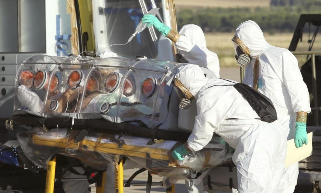 L'Ebola sbarca a Roma: contagiato medico di Emergency