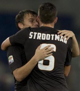 La Roma riabbraccia Strootman