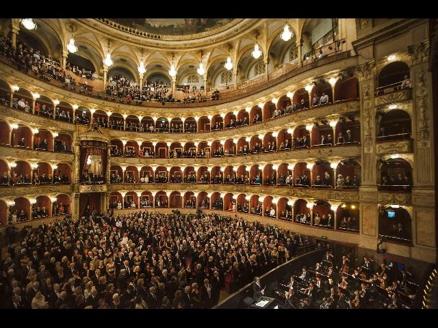 Last minute all'Opera di Roma: Verdi sostituito con Dvorak