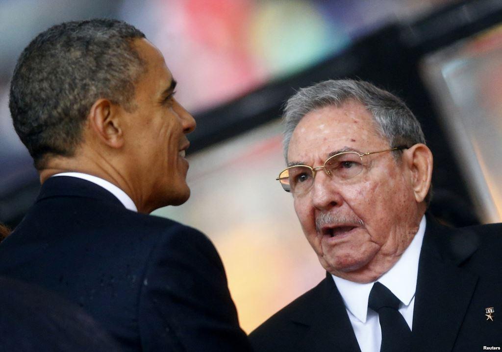 Svolta storica per Cuba, fine dell'embargo Usa