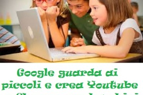 Youtube-e-Chrome-per-bambini