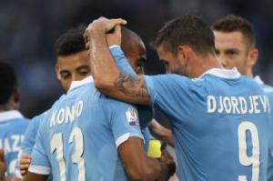 Konko e Djordjevic: tornano gli abbracci in casa Lazio