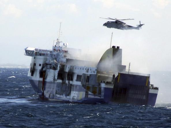 Undici le vittime del traghetto. Tre italiani