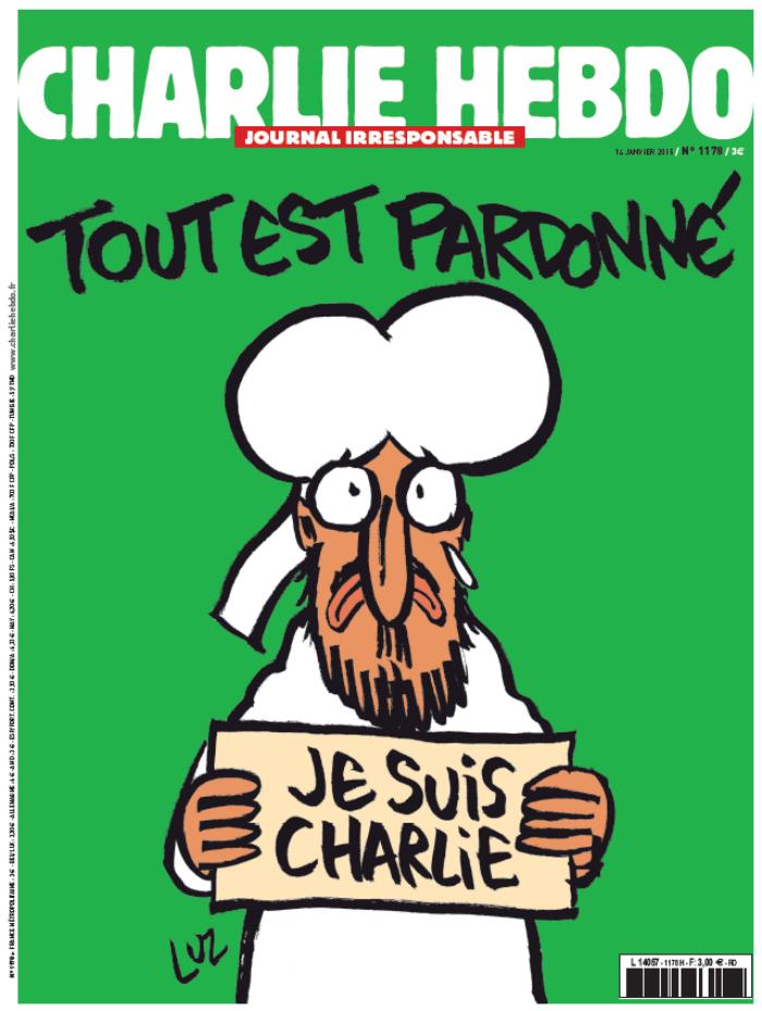 Charlie Hebdo esce ad una settimana dalla strage