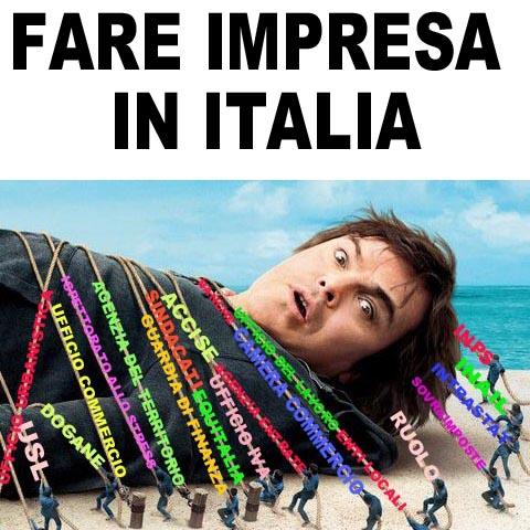 Imprese Ue, Italia ultima a causa del fisco