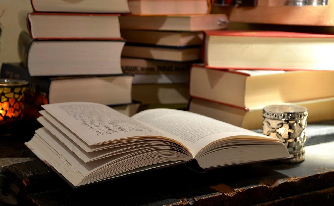 Libri di carta, un piacere che non muore