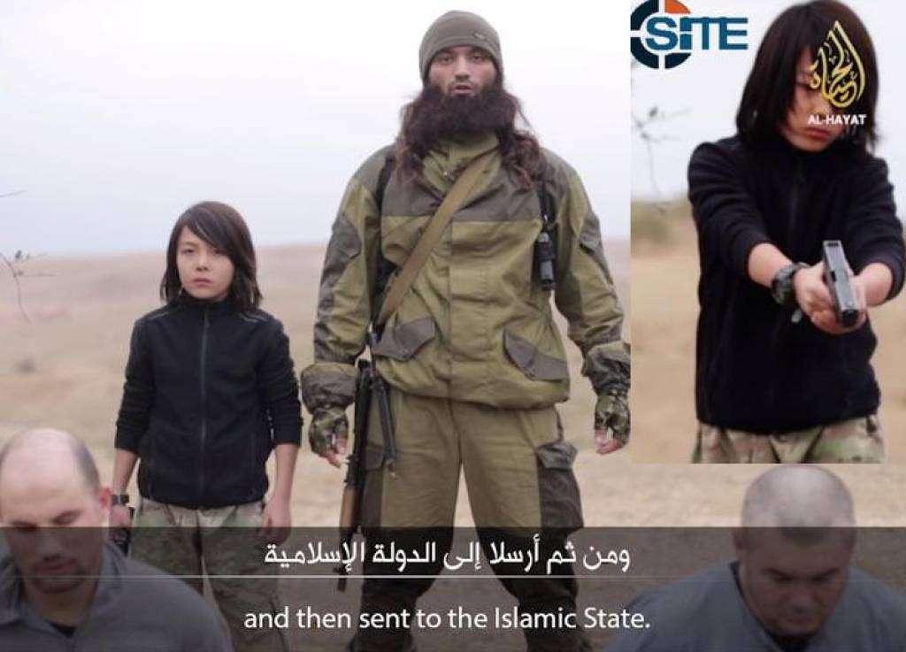 Islam, è l'ora dei baby boia