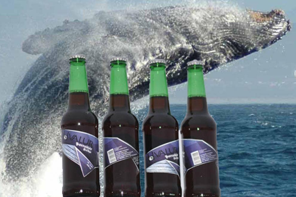 L'Islanda beve birra alla balena